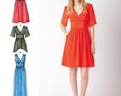 NEW Simplicity Cynthia Rowley Pattern 1801 Misses' Dress & Tunic sz 14 16 18 20 22