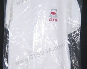 """Roll of Dry Cleaner Poly Garment Bag 20""""x24"""" 625pcs"""