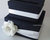 Wedding Gift Card Money Box Holder - Custom Made