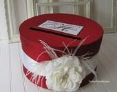 Wedding Card Box Reception Box Special Occasion Card Box Custom Made