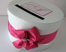 Money Card Box for Wedding - Custom Made with your colors
