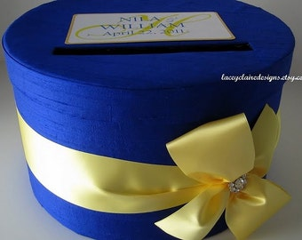 Wedding Card Money Box - Custom Made to Order
