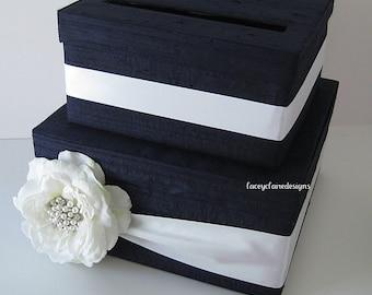 Wedding Gift Card Money Box Holder - Custom Made