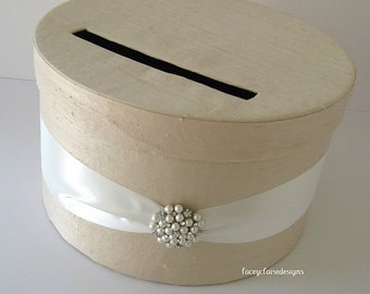 Wedding Card Box Money Holder
