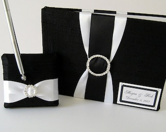 Wedding Guest Book - Custom Made to Order
