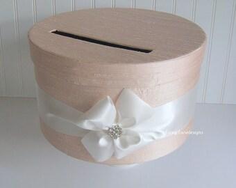 Wedding Money Card Box - Custom Made