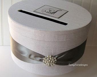 Wedding Card Box Money Holder - You customize