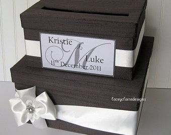 Card Box Holder for Wedding Money Box - Custom Made to Order