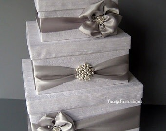 Wedding Card Box Money Box Gift Card Box Holder Custom Made to Order