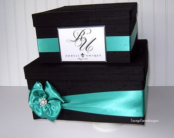 Money Holder Wedding Card Box Custom Made