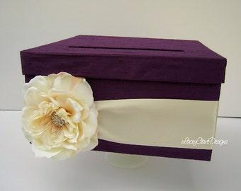 Wedding Card Money Box - You customize colors