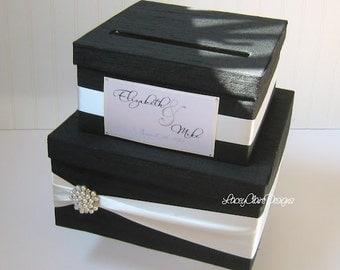 Wedding Gift Card Money Box - Custom Made