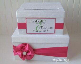 Wedding Card Money Box Gift Card Box Reception card Holder Custom Made