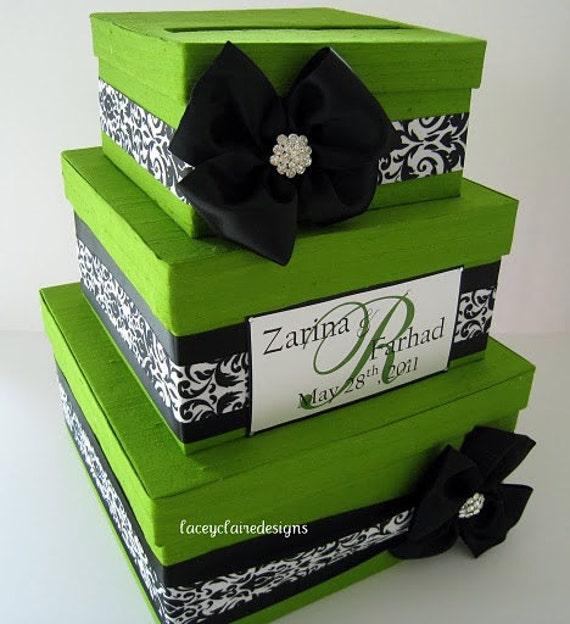 Wedding Gift Drop Box : Custom Made Wedding Card Box Wedding Card Gift Card HolderCustom ...