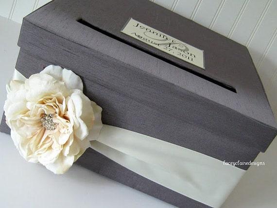 Wedding Gift Card Money Box : Wedding Gift Card Money BoxYou customize colors