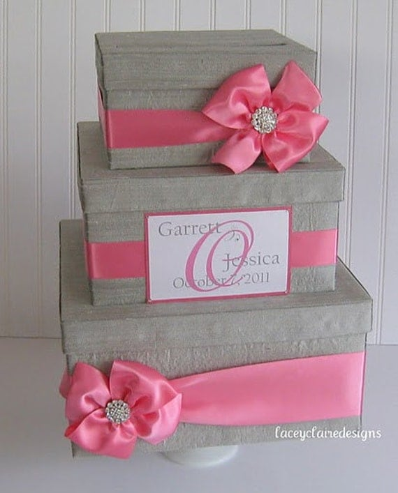 Wedding Card Box Gift Card Box Card Gift Box Custom Card Box- You ...