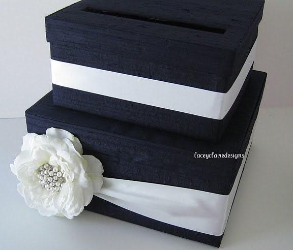 Wedding Mailbox Gift Holder : Wedding Gift Card Money Box Holder Custom Made