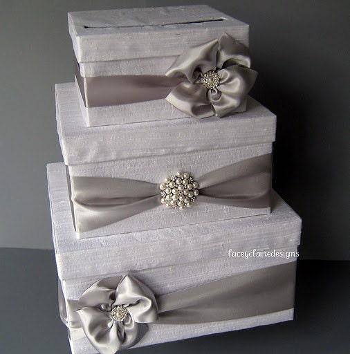 Wedding Gift Card Box Diy: Wedding Card Box Money Box Gift Card Box By LaceyClaireDesigns