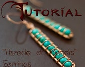 TUTORIAL for Parade of Planets Earrings