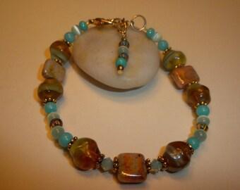 Pretty Desert Oasis Bracelet