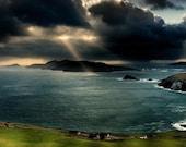 the blasket islands slea head ireland