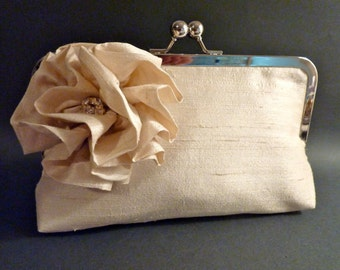 SALE Customize Your Bridesmaid Bag with YOUR Fabric