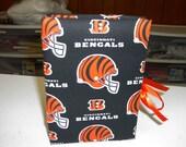 Cincinnati Bengals NFL Football Photo Album Fabric
