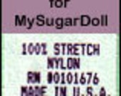 Custom Tag Order for MySugarDoll