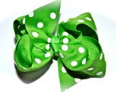 Polka Dot Boutique Bow (more colors available)