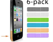 Antenn-aid for iPhone 4, 6-pack