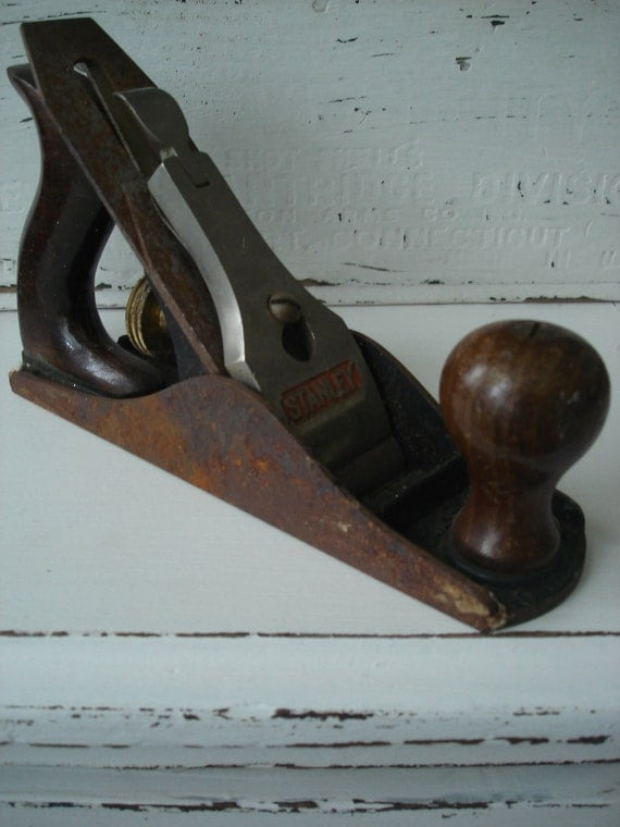 Vintage Stanley Bailey No. 3 Wood Planer