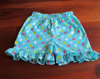 Ruffle Shorts Pattern - Easy - Baby Toddler Children