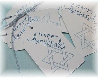 Happy Hanukkah tags (6)