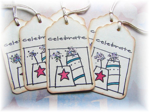 Fourth of July - Celebrate- Fireworks - Firecracker-Tags (6)