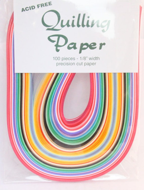 Paper Quilling Supplies to Paper Quilling Strips