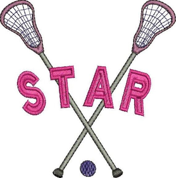 Lacrosse Machine Embroidery