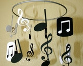 A Simple Melody Mobile - Small (8 inch)