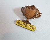 Achiever badge - school merit badge