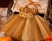 Fall Tutu Dress, Holiday Dress- Baby Tutu- Infant Tutu- Photo Prop- Girls Tutu- Tutus- Available In Sizes 0- 24 Months.