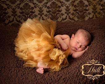 Tutu-  Baby Tutu- Tutu- Infant Tutu- Tutus- Tutu Skirt- Photo Prop- Fall Photo Prop- Available In Size 0-24 Months