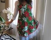 Holiday Adult Apron - full apron