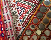 Tribal Bellydance / Indian Rajasthani Banjara Shisha / Textile Art / De-Stash