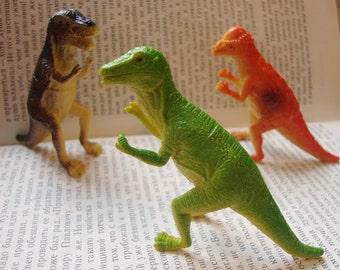 Tyrannosaurus Rex Brooch Pin - T-rex - Terrible lizard - Dinosaur badge - Dinosaur Pinback Button