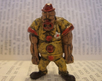 Zombie Clown Brooch Pin - Killer Clown