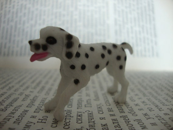 Dalmatian Brooch Pin - Dog Badge
