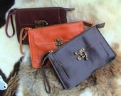 New Style Women's Leather Purse/Clutch