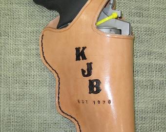 Taurus Raging Judge Custom Leather Holster