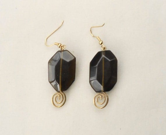Elegant Smoky Quartz