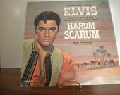 Elvis Harum Scarum  RCA Victor LP Record Album LPM - 3468