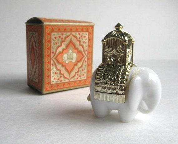 Royal Elephant, AVON,  full bottle in a original box